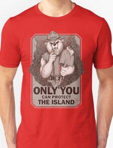 Smoke The Lost Bear T-Shirt