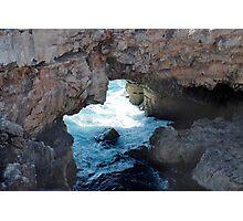Boca do Inferno Photographic Print