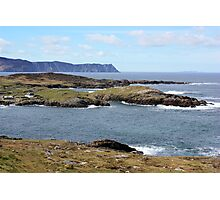 Rugged Donegal Coast Photographic Print