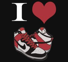 I heart dunks! by lungz