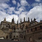 cathedral of toledo, spain by salparadise666