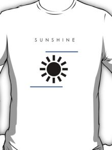 Sunshine (Airfix Democracies artwork) T-Shirt