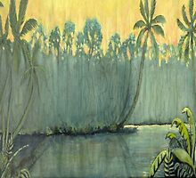 Rain Forest; Into The Heart of Darkness by Vincent von Frese