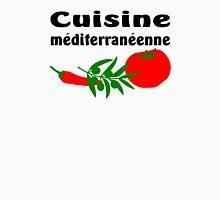 Mediterranean cuisine Unisex T-Shirt