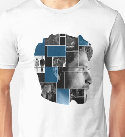 Tyler Posey Face Squares Unisex T-Shirt