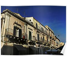 noto street Poster