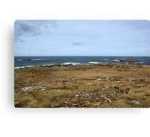 Rugged Donegal Coastline Canvas Print