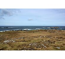 Rugged Donegal Coastline Photographic Print