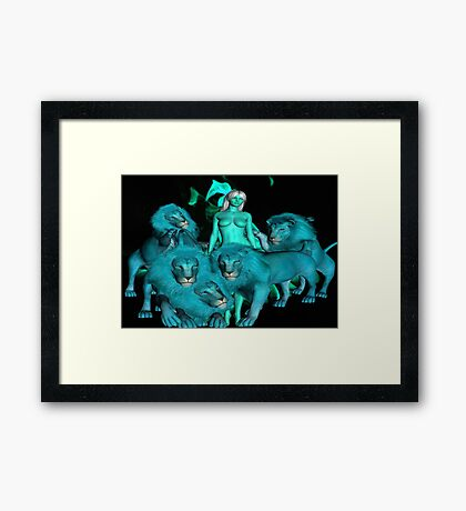 Nature Spirit Framed Print