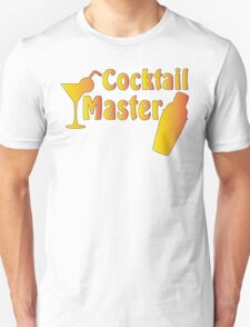 Cocktail master Unisex T-Shirt