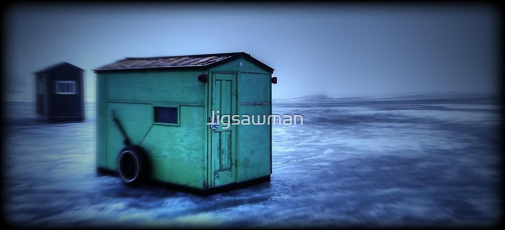 Ice Shanty by Jigsawman