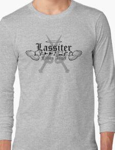 Lassiter - [ the Black Dagger Brotherhood ] Long Sleeve T-Shirt