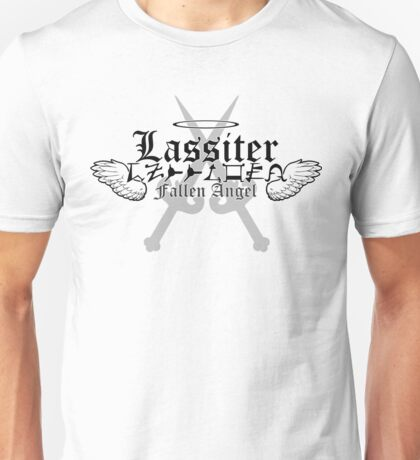 Lassiter - [ the Black Dagger Brotherhood ] Unisex T-Shirt