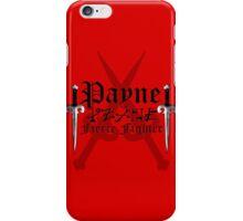 Payne - [ the Black Dagger Brotherhood ] iPhone Case/Skin