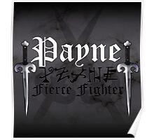 Payne - [ the Black Dagger Brotherhood ] Poster