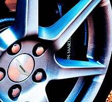 Aston Martin Alloy (DB7 Convertible) by Nick Bland
