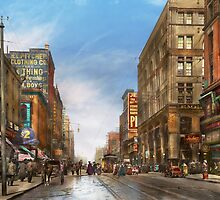 City - Kansas City MO - Commerce from the past 1906 by Mike  Savad