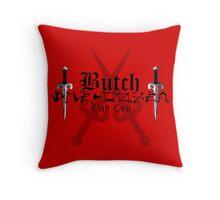 Butch - [ the Black Dagger Brotherhood ] Throw Pillow