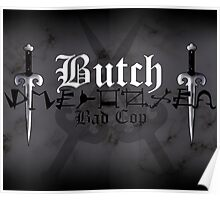 Butch - [ the Black Dagger Brotherhood ] Poster