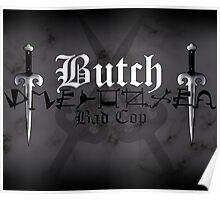 Butch - [ the Black Dagger Brotherhood ] Poster