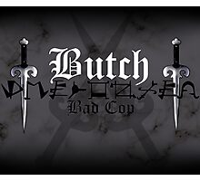 Butch - [ the Black Dagger Brotherhood ] Photographic Print