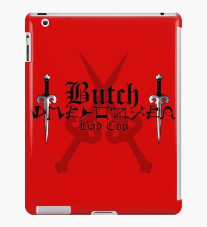 Butch - [ the Black Dagger Brotherhood ] iPad Case/Skin