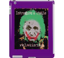 A Little Relativity iPad Case/Skin