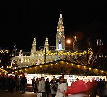 Vienna Christmas Market by kczpics