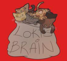 Loki's Brain Kids Clothes