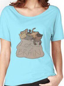 Loki's Brain Women's Relaxed Fit T-Shirt