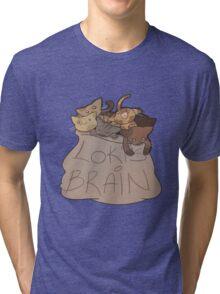 Loki's Brain Tri-blend T-Shirt