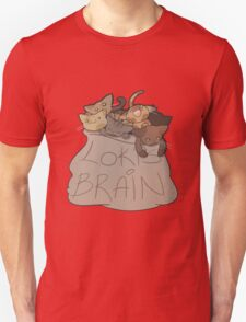 Loki's Brain T-Shirt