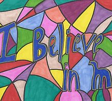 I Believe in ME by Deb Coats