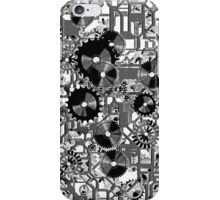 Cogs Infrared iPhone Case/Skin