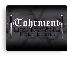 Tohrment - [ the Black Dagger Brotherhood ] Canvas Print
