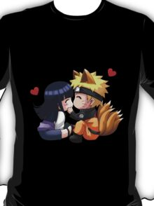 Naruto and kiss T-Shirt