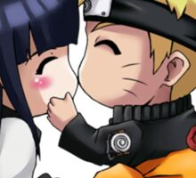 Naruto and kiss Sticker