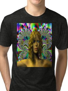 The Mystery of Chaos Tri-blend T-Shirt