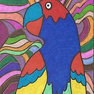 Parrot by Deb Coats