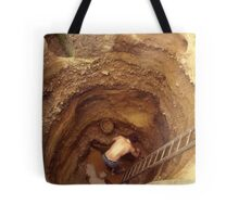 Down in the Hole Tote Bag