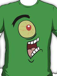 Shock, Horror, Plankton T-Shirt