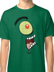 Shock, Horror, Plankton Classic T-Shirt