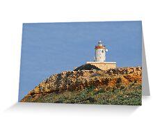 Ta' Ġurdan Lighthouse Greeting Card