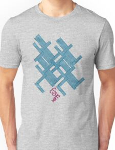 Isometric Tee Unisex T-Shirt