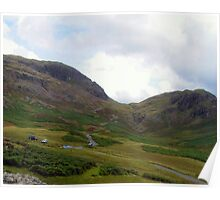 Lake District .4.  Poster