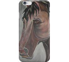 The Loan Horse iPhone Case/Skin