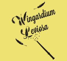 Wingardium Leviosa - Harry Potter Kids Clothes