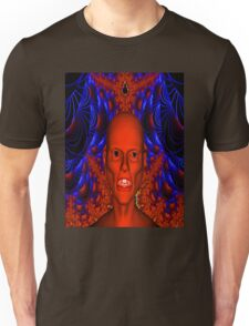 Red Ghoul Unisex T-Shirt