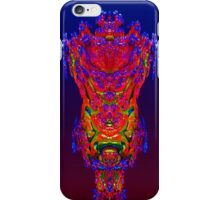 Reflection Abstract iPhone Case/Skin