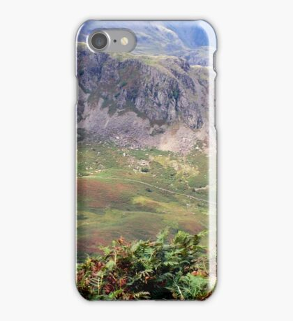 The Lake District UK .3. iPhone Case/Skin